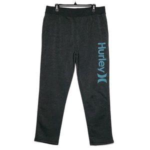 Hurley Mens Fleece Surf Check OAO Sweatpants